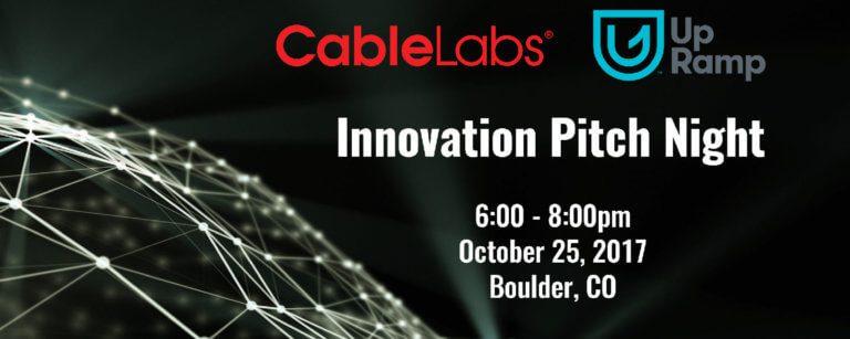 Upramp Fiterator Innovation Pitch Night