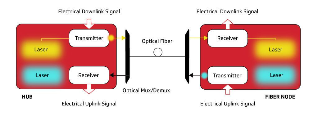 Full Duplex Coherent-Optics-Single-Fiber Approach