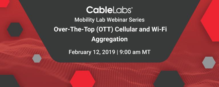 Mobility Lab Webinar – February 2019