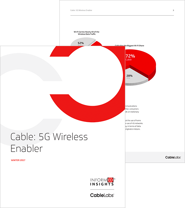 Cable: 5G Wireless Enabler